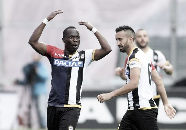Udinese: Milan battuto, avanti con l'Inter