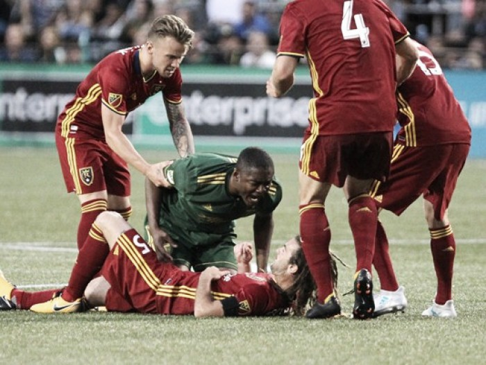 Portland Timbers vs Real Salt Lake: A complete disaster
