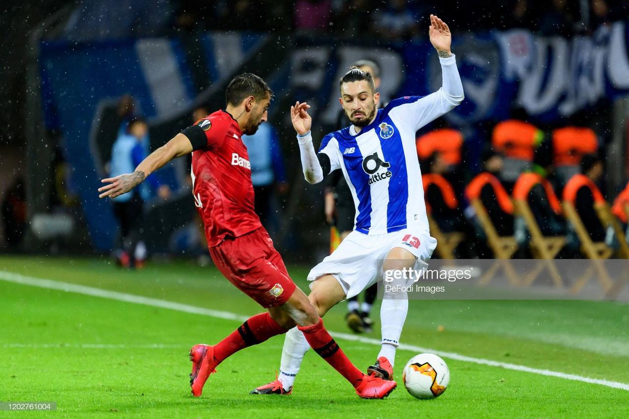FC Porto quer resolver eliminatória no Dragão