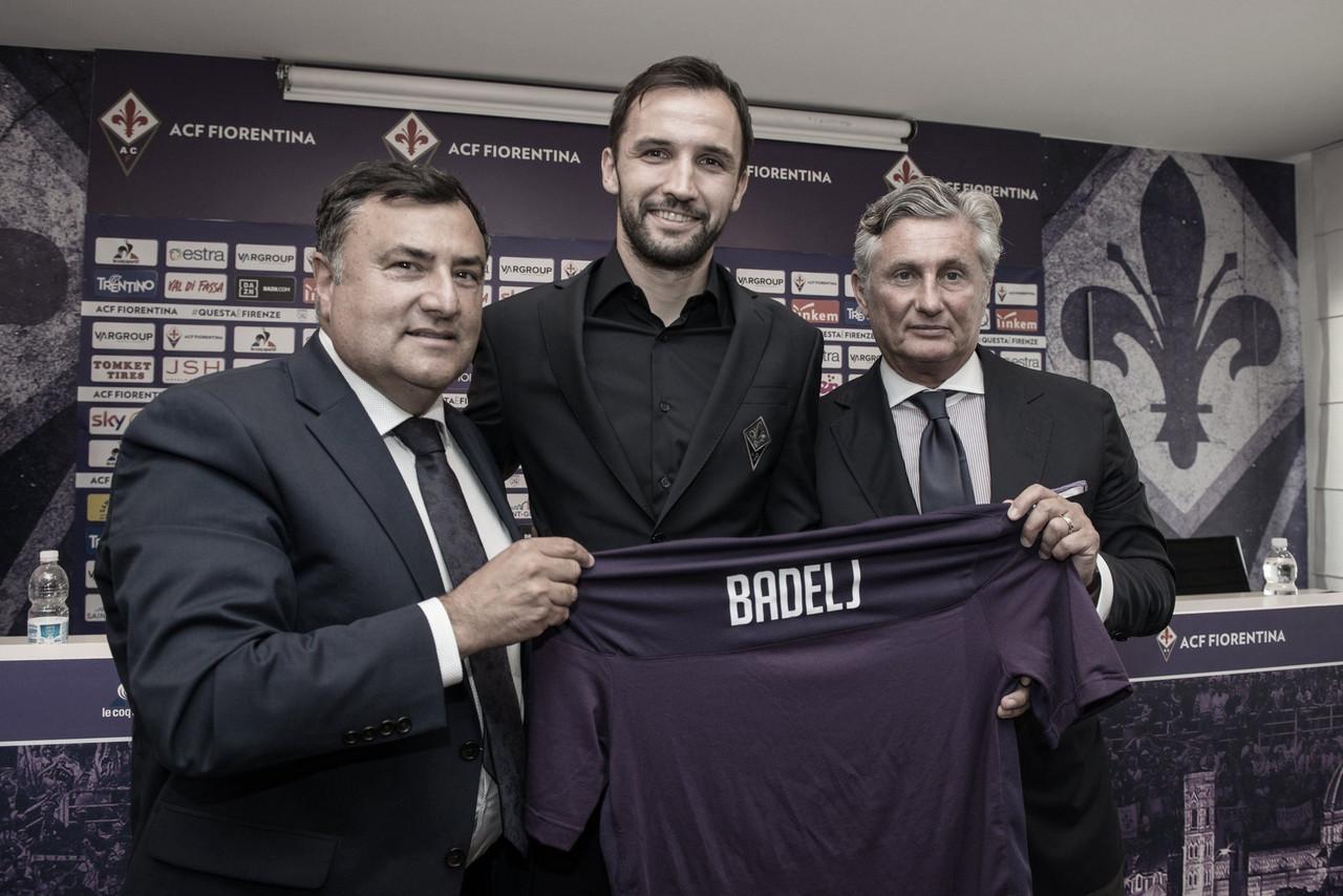 Fiorentina confirma retorno de vice-campeão mundial Badelj após uma temporada