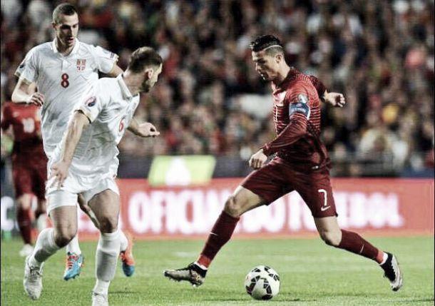 Portogallo cinico, la Serbia crolla: 2-1 al Da Luz
