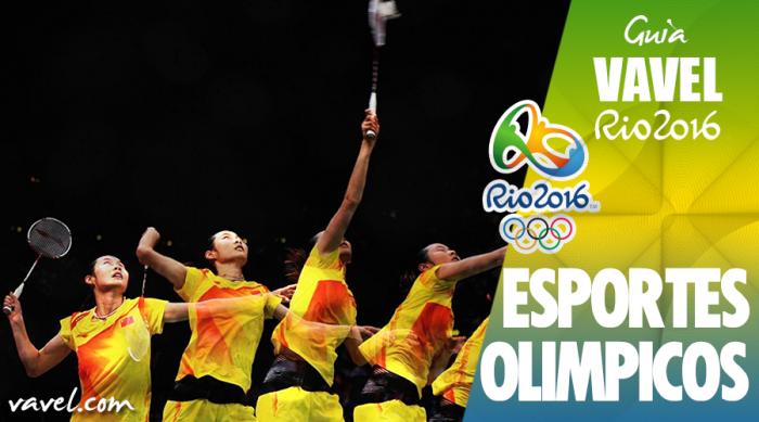 Badminton: tudo o que você precisa saber para o Rio 2016