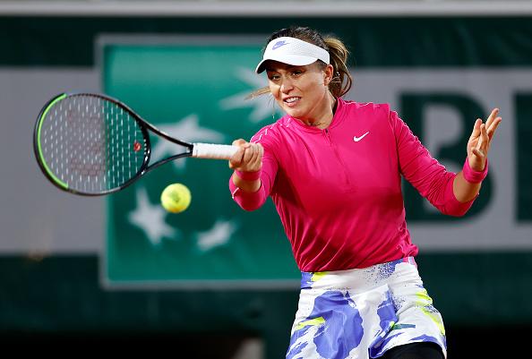 French Open: Spain's Paula Badosa stuns 2017 champion Jelena Ostapenko