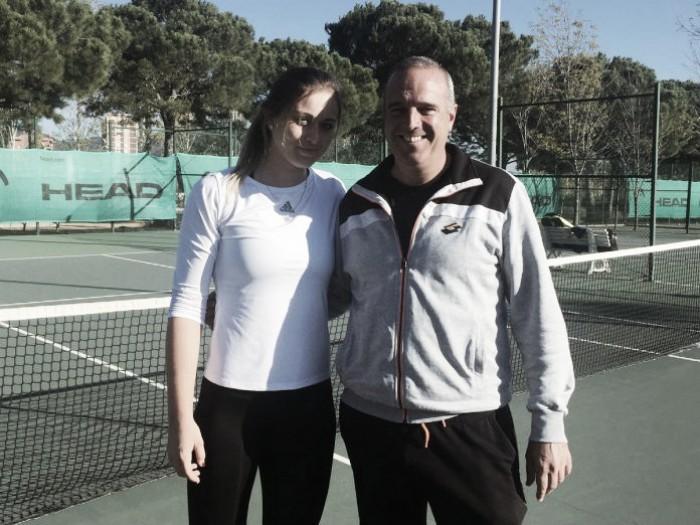 Badosa contrata a Alejo Mancisidor como su nuevo entrenador
