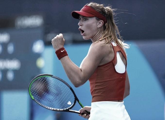 Suerte dispar entre las tenistas españolas