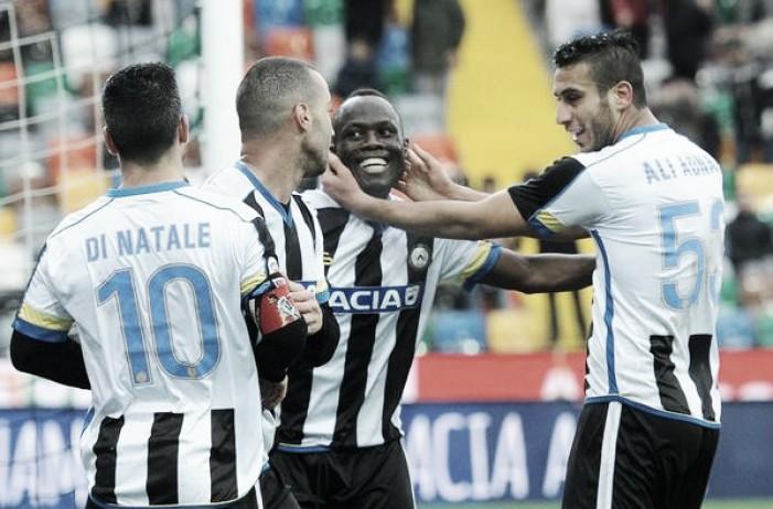 L'Udinese suona due colpi per la salvezza. Hellas sempre più nel baratro