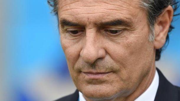 """Prandelli parla: """"Rossi? La più grossa delusione"""" - """"Balotelli? Un campione è un'altra cosa"""""""