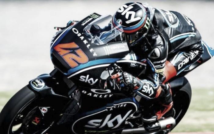 Moto2, Le Mans - Bagnaia brucia Morbidelli