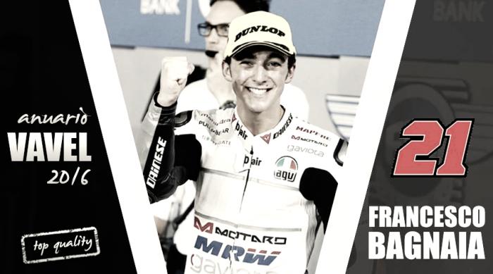 Anuario VAVEL 2016: Francesco Bagnaia, un piloto 'in crescendo'