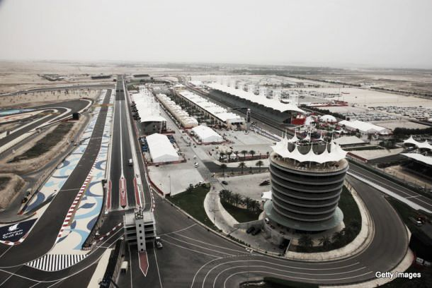 Bahrain Grand Prix - Live Race: Live Commentary of the 2015 Formula One Bahrain Grand Prix