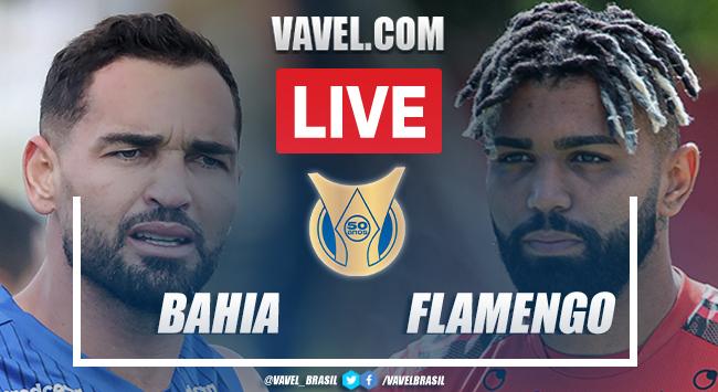 Gols e melhores momentos de Bahia 0 x 5 Flamengo pelo Campeonato Brasileiro