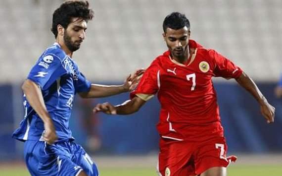 خسارة تاريخية للاحمر البحريني امام الأزرق الكويتي