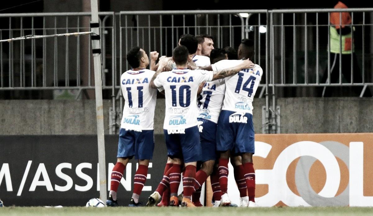 Bahia derrota América e chega a oito jogos de invencibilidade no Campeonato Brasileiro
