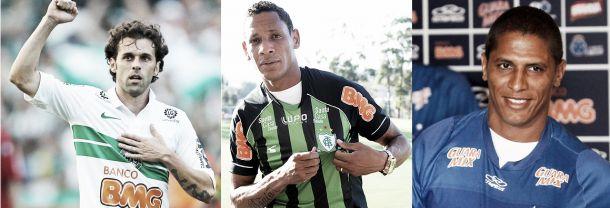 Bahia pode anunciar as contratações de Uelliton, Lincoln e Marcão nesta semana