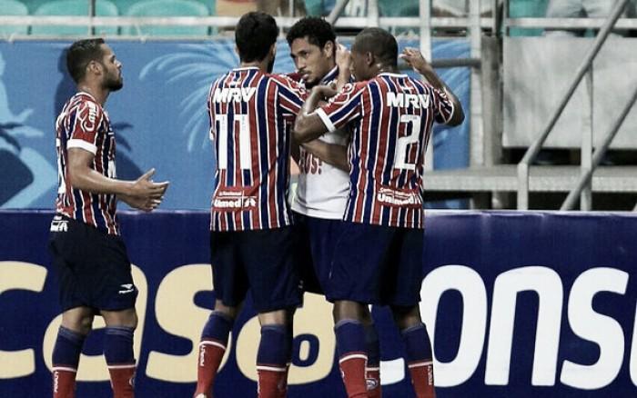 Bahia vencecom gol solitário de Hernane e afundaJoinville no Z-4