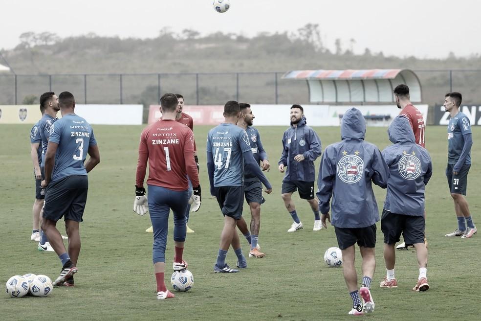 Bahia mira entrada no G-4 em duelo diante do Juventude