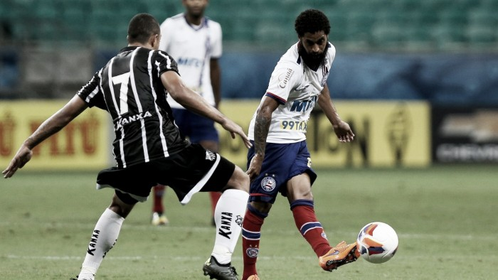 Em situação complicada, Bragantino recebe Bahia visando melhor posição na tabela