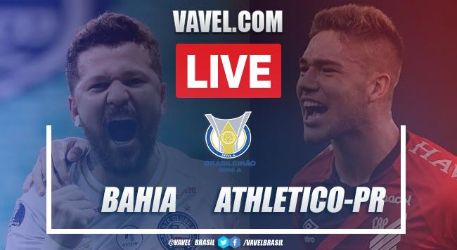 Gol e melhores momentos de Bahia 1 x 0 Athletico-PR pelo Campeonato Brasileiro 2020