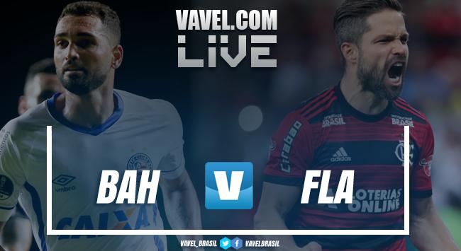 Resultado Bahia 0x0 Flamengo no Campeonato Brasileiro 2018