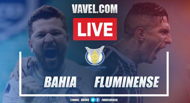 Gol e melhores momentos de Bahia 0 x 1 Fluminense pelo Campeonato Brasileiro 2020