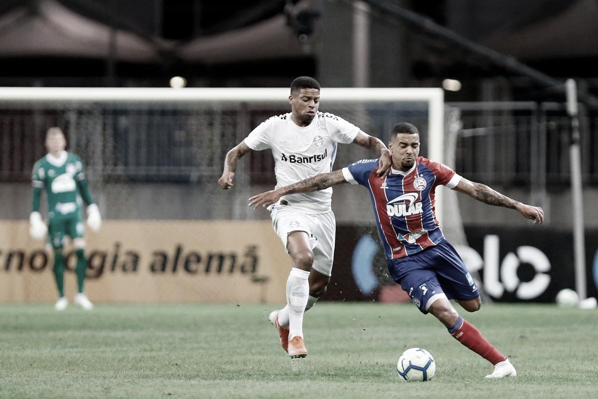 Gregore e Lucas Fonseca destacam apoio da torcida do Bahia após eliminação