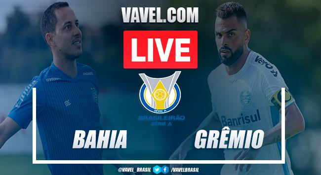 Gols e melhores momentos de Bahia 0 x 2 Grêmio pelo Campeonato Brasileiro 2020
