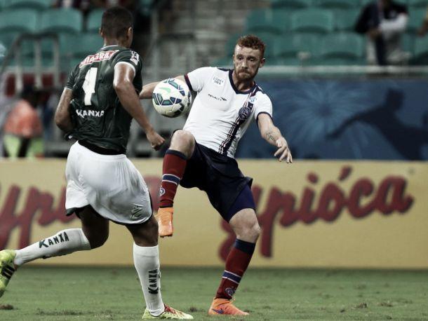 Bahia bate Luverdense e avança à terceira fase da Copa do Brasil