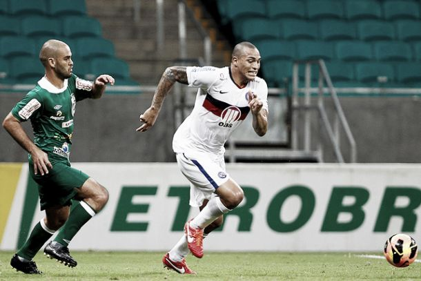 Luverdense recebe time alternativo do Bahia na segunda fase da Copa do Brasil