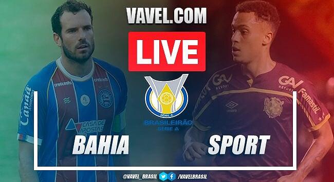 Gols e melhores momentos de Bahia 1x2 Sport
