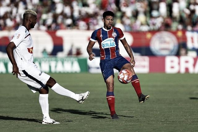 Nada decidido para Bahia e Bahia de Feira na decisão do Campeonato Baiano