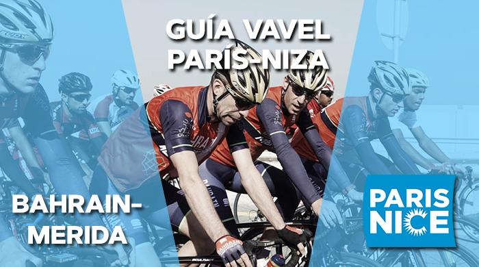 Guía VAVEL: París-Niza 2019. Team Bahrain-Merida