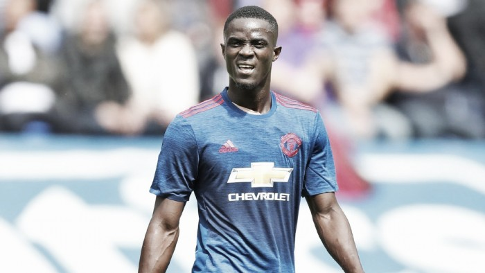 Jose Mourinho excited by the potential of Eric Bailly