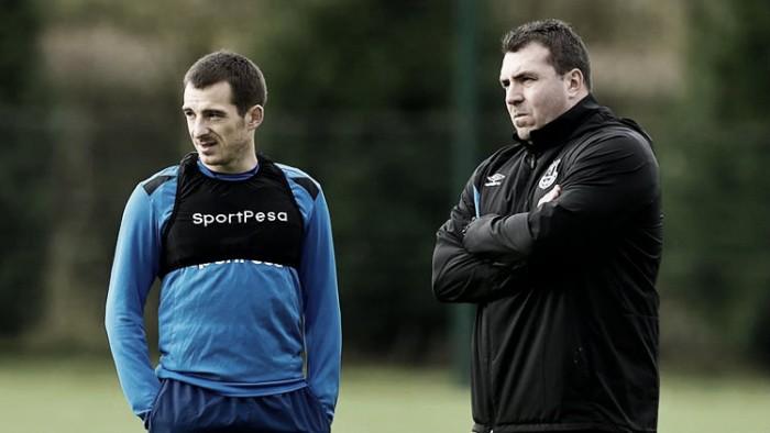 """Baines: """"Confío en el equipo y en Unsworth"""""""