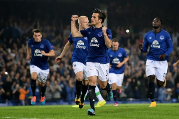 Lille v Everton Live Score and UEFA Europa League Results 2014