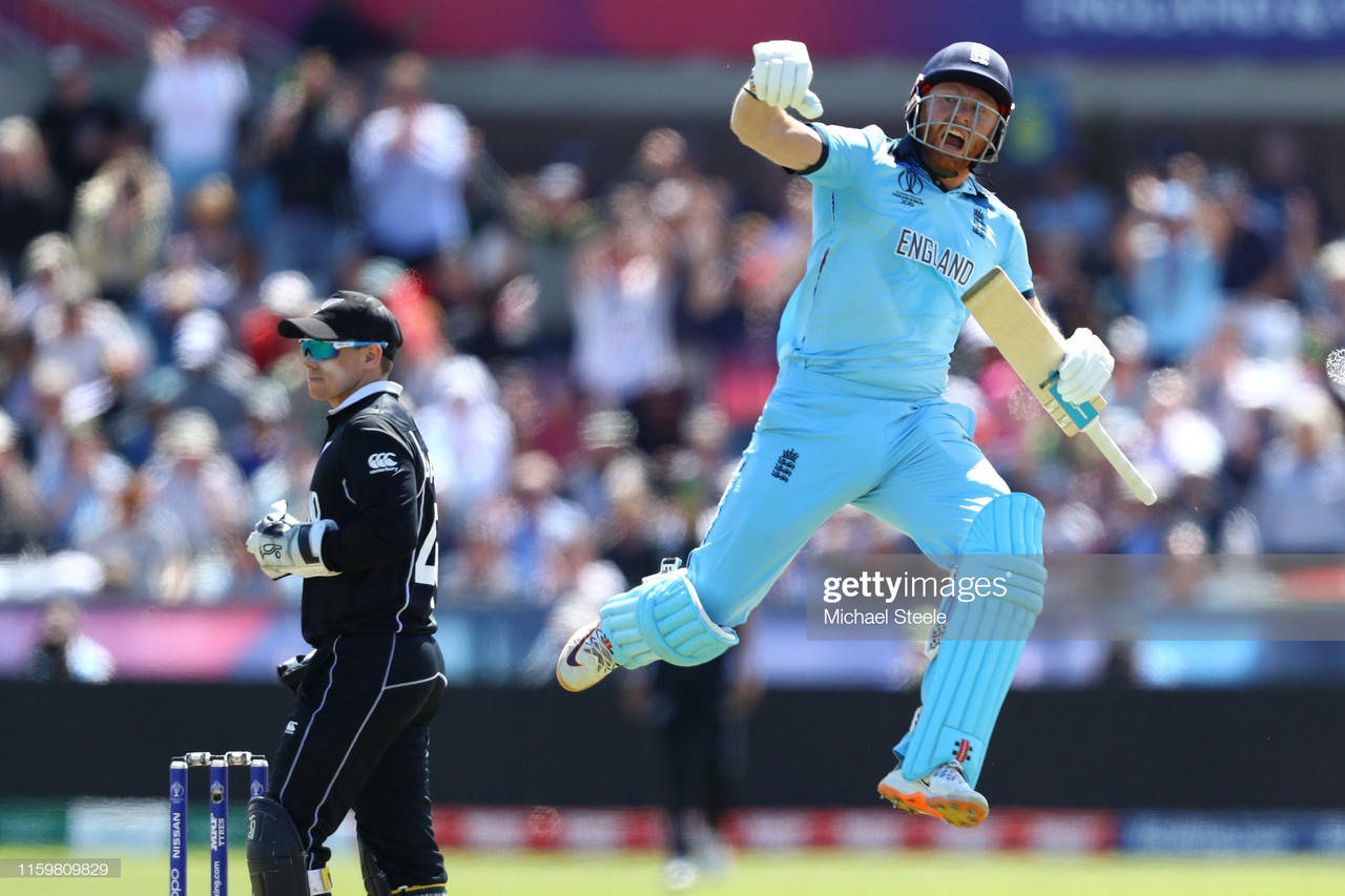 2019 Cricket World Cup: England ease past New Zealand to ensure semi-final spot