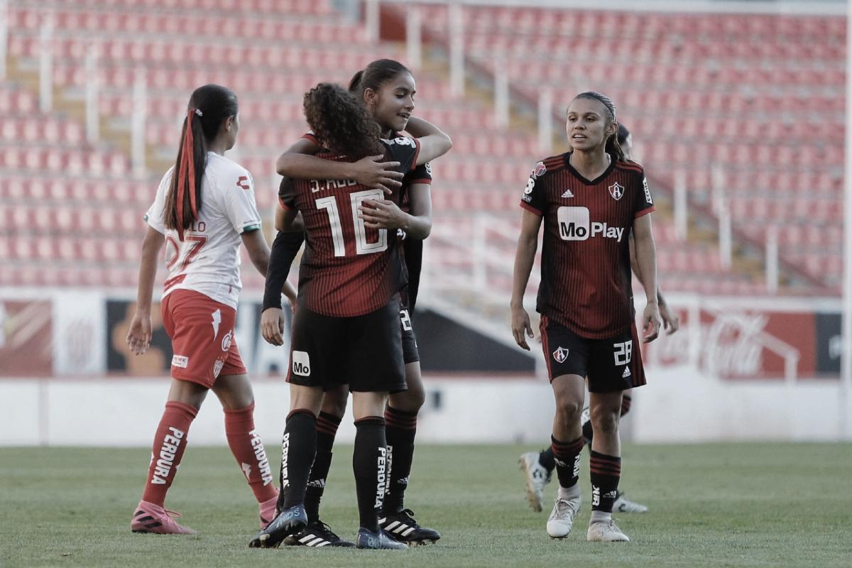 ¿Cómo enfrentará Atlas las bajas de Adriana Iturbide y Joana Robles?