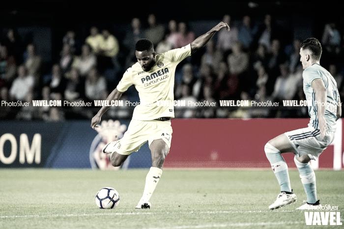 El Villarreal oficializa la salida de Bakambu a China