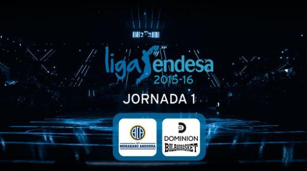 El Dominion Bilbao Basket comenzará la temporada enAndorra