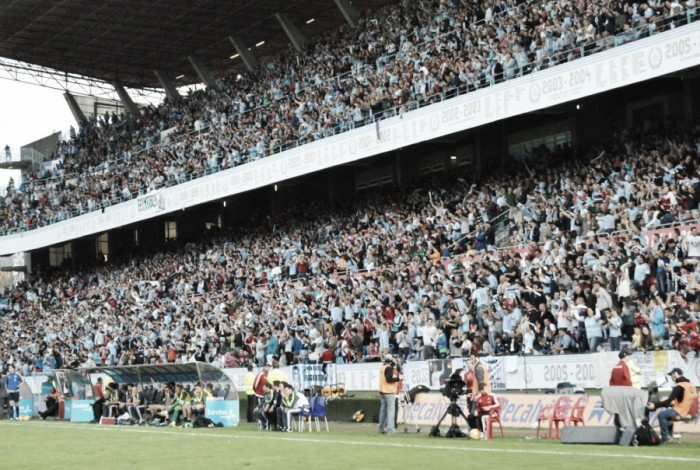 Análisis de la asistencia de espectadores en Balaídos