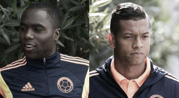 Guarín y Balanta en riesgo de perderse los amistosos con la Selección