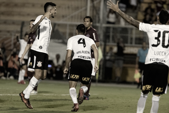 """Balbuena comenta novela sobre renovação com Corinthians: """"Não tem nenhum inconveniente"""""""