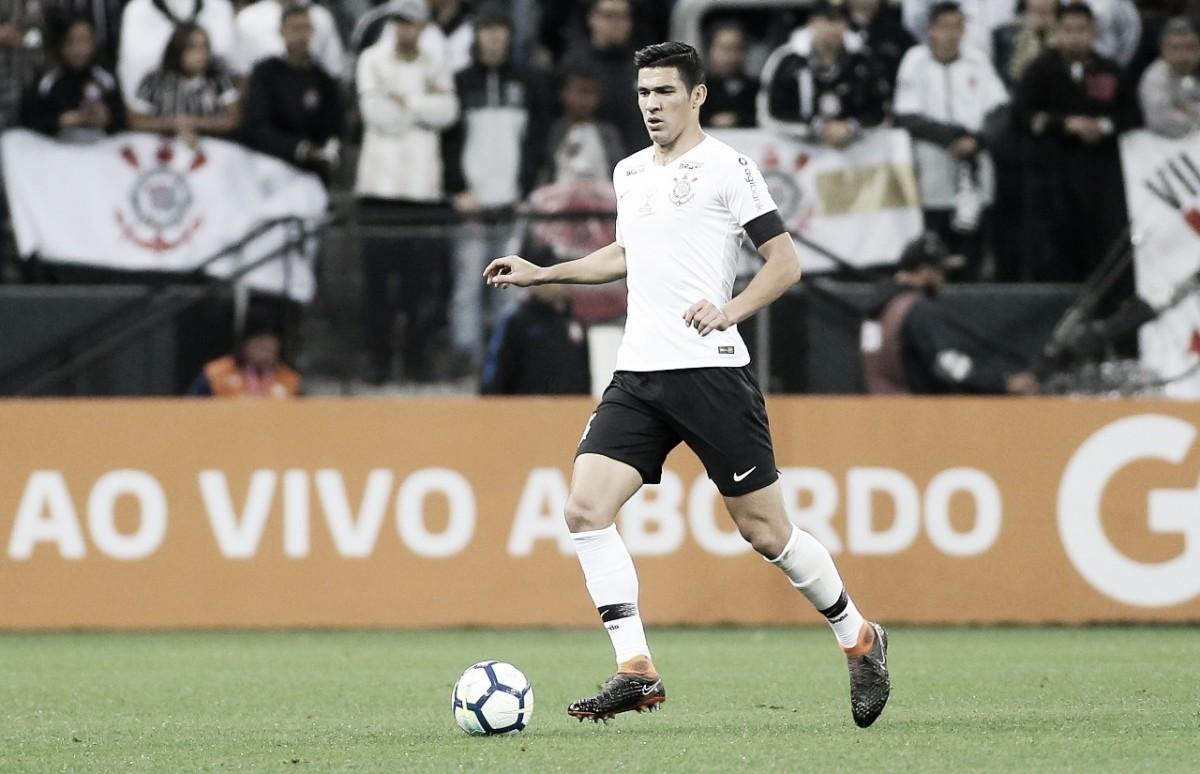 """Balbuena se despede do Corinthians em rede social: """"Sangue no olho pra sempre"""""""
