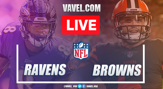 Highlights and Touchdown: Baltimore Ravens 47-42 Cleveland Browns, 2020 NFL