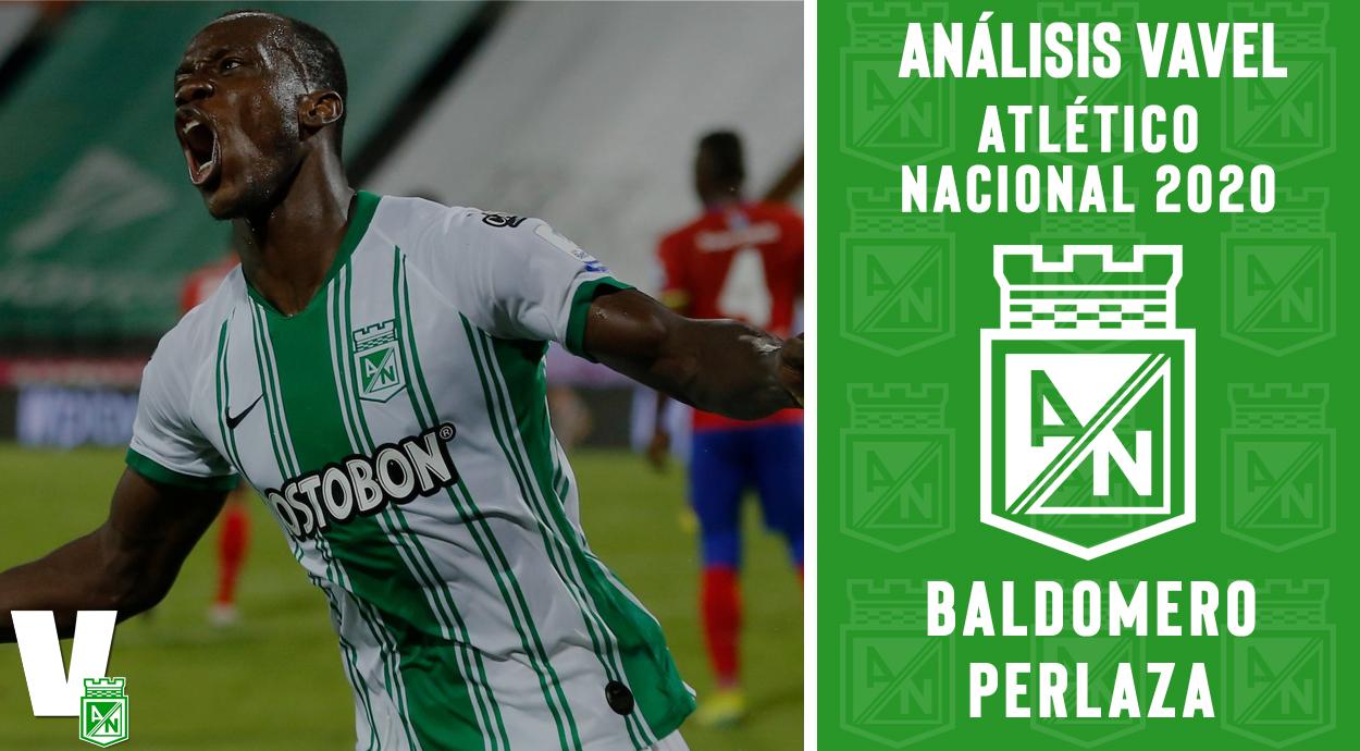 Análisis VAVEL, Atlético Nacional 2020: Baldomero Perlaza