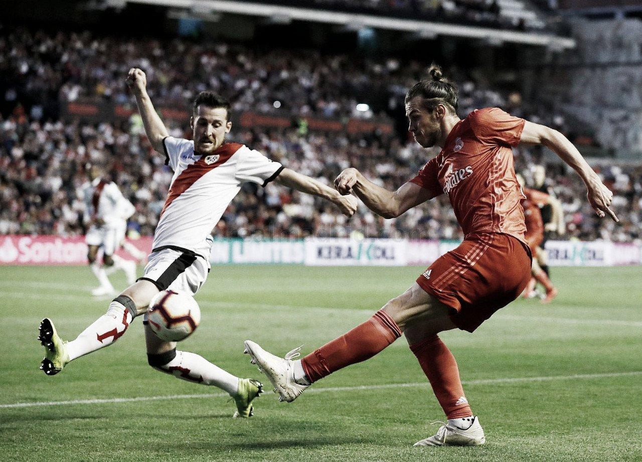 Rayo Vallecano - Real Madrid: puntuaciones del Rayo Vallecano, jornada 35 de LaLiga