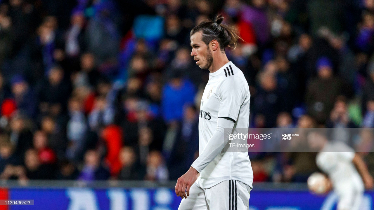 Tottenham lead Man United in race to sign Gareth Bale