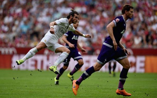Gareth Bale se estrena ante 'su' Tottenham
