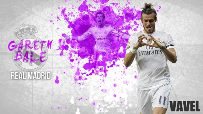 Real Madrid 2015/2016: Gareth Bale, de cabeza en su mejor año
