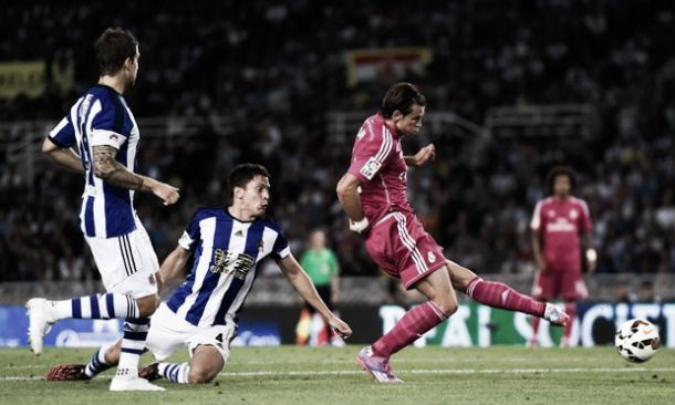 Real Sociedad 4 - 2 Real Madrid: La Real pull off unexpected fightback