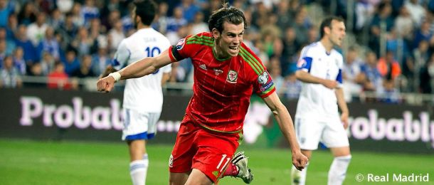 Bale, elegido mejor jugador de su país